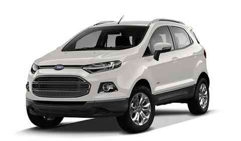 ford ecosport trend   ti vct user manual
