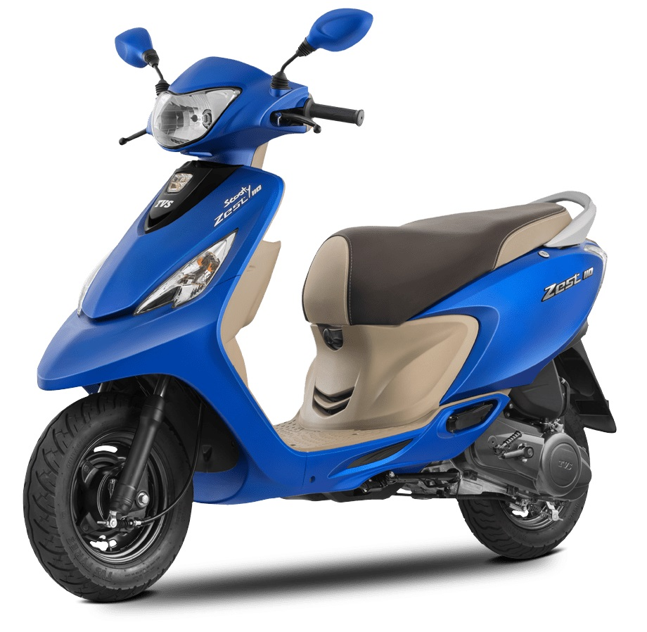 Tvs Scooty Zest 110 2017 Available Colors