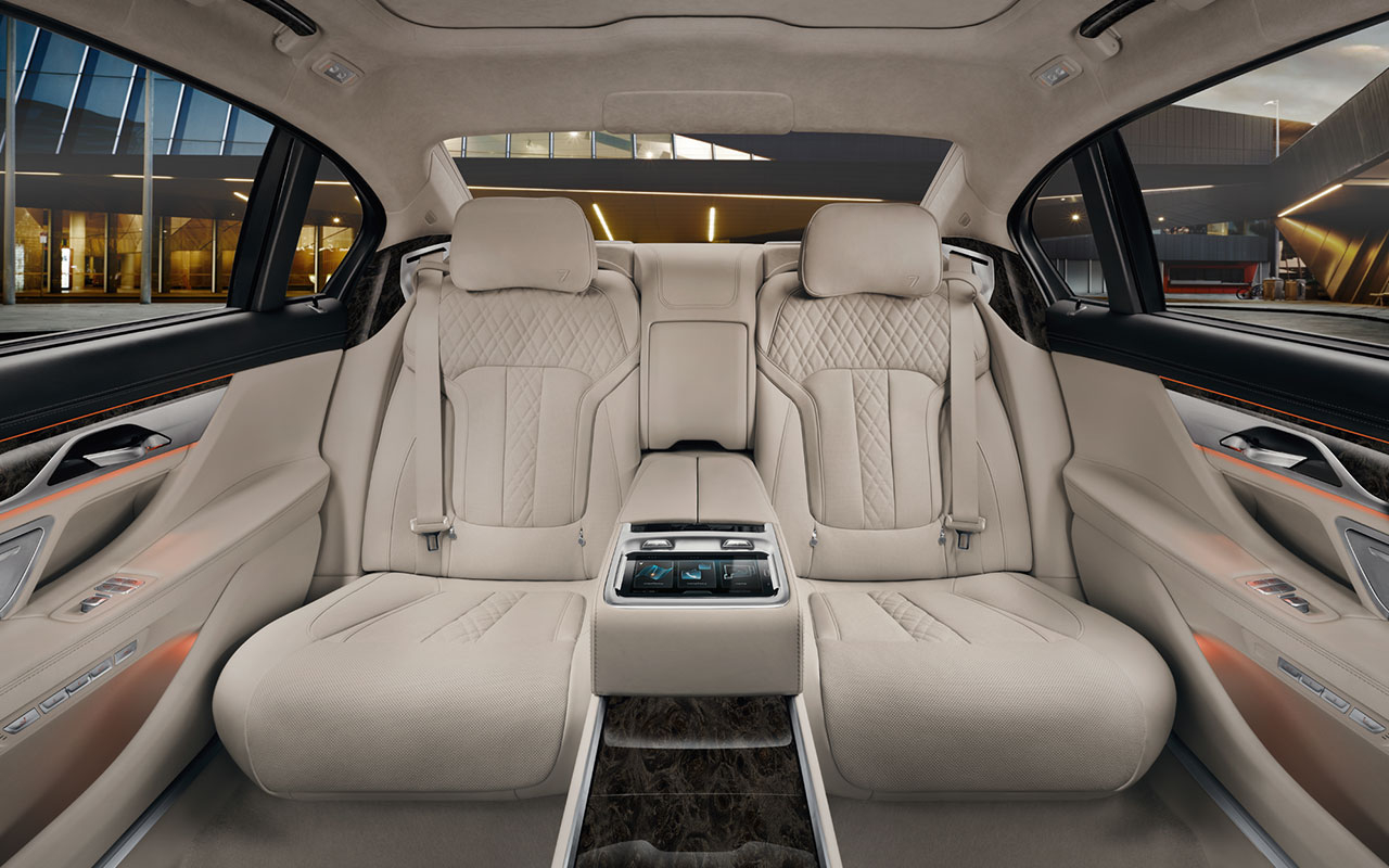 Bmw 7 Series 730ld M Sport Interior Image Gallery ...
