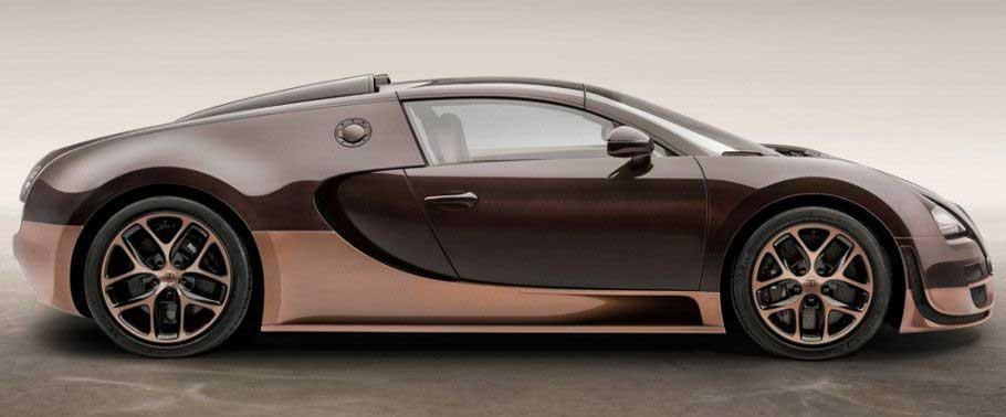 Bugatti Veyron 16 4 Grand Sport Exterior Image Gallery ...