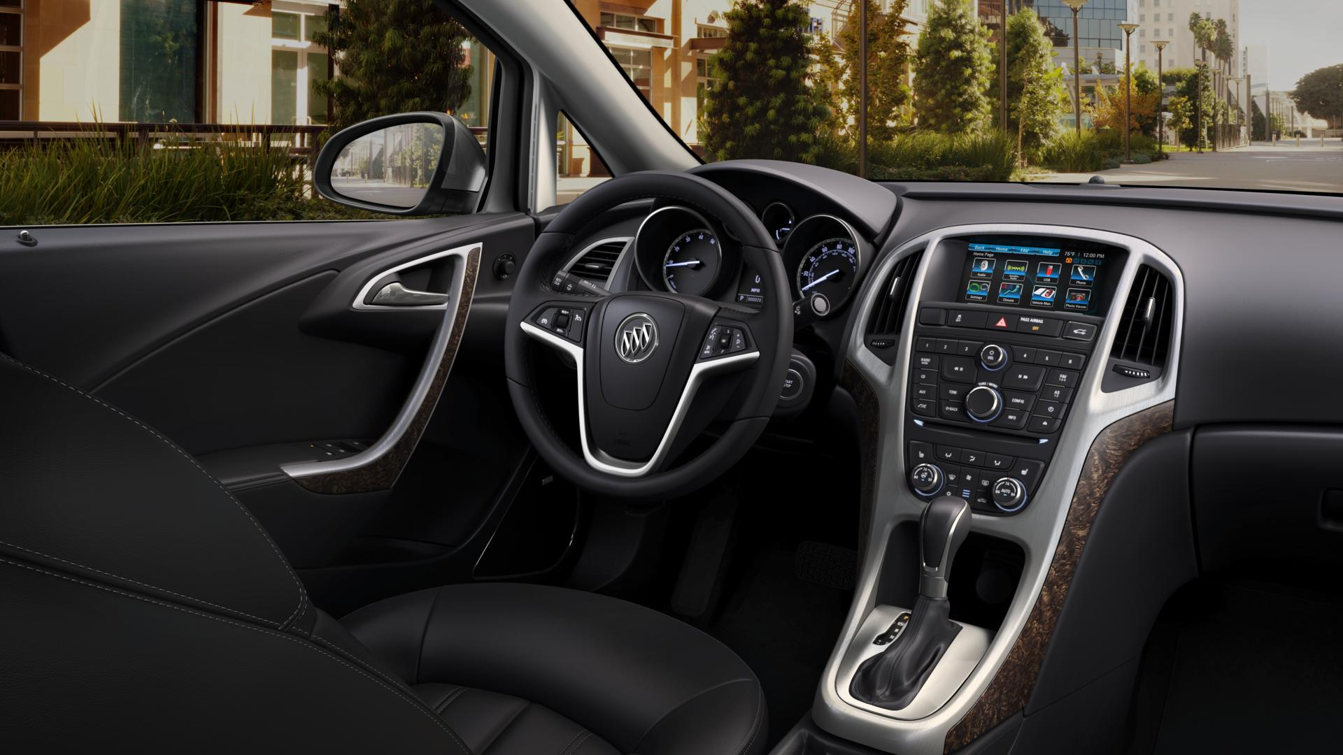 buick verano 2017 interior image gallery pictures photos. Black Bedroom Furniture Sets. Home Design Ideas
