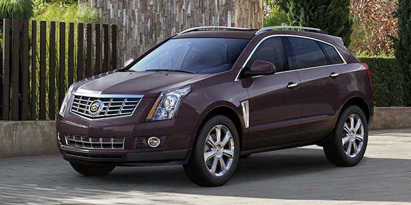 Cadillac Srx Premium Awd Available Colors