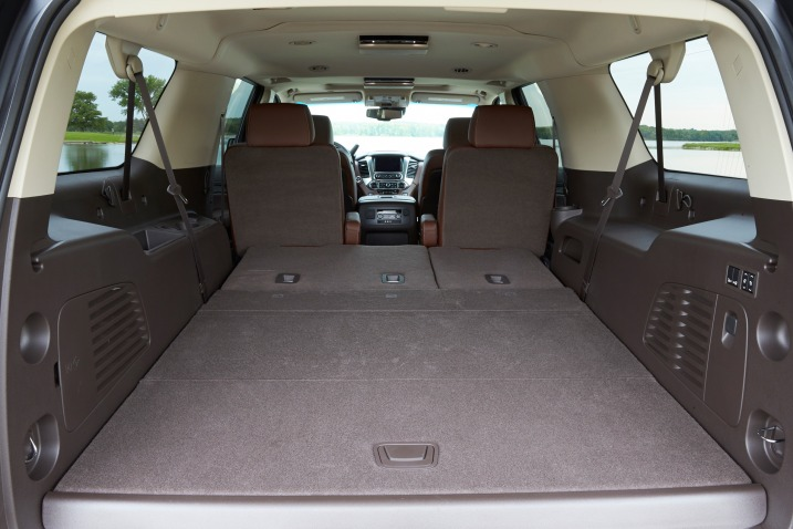 Chevrolet Suburban Ls 2wd 2016 Interior Image Gallery Pictures Photos