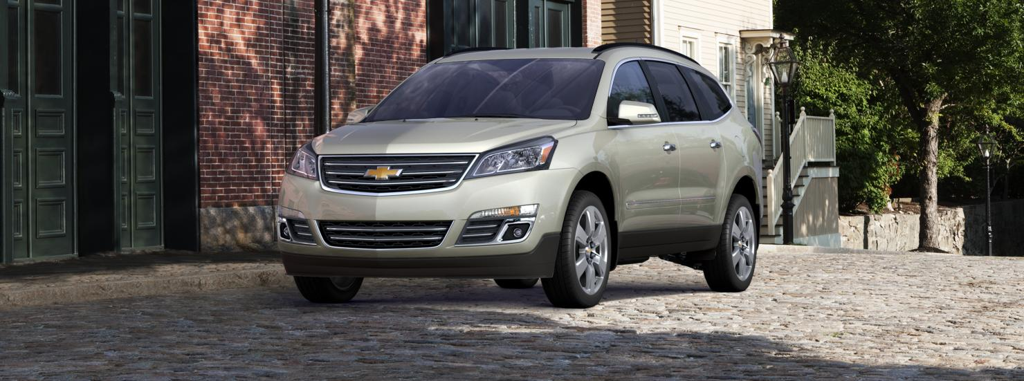 chevrolet traverse ltz awd 2016 exterior image gallery pictures photos. Black Bedroom Furniture Sets. Home Design Ideas