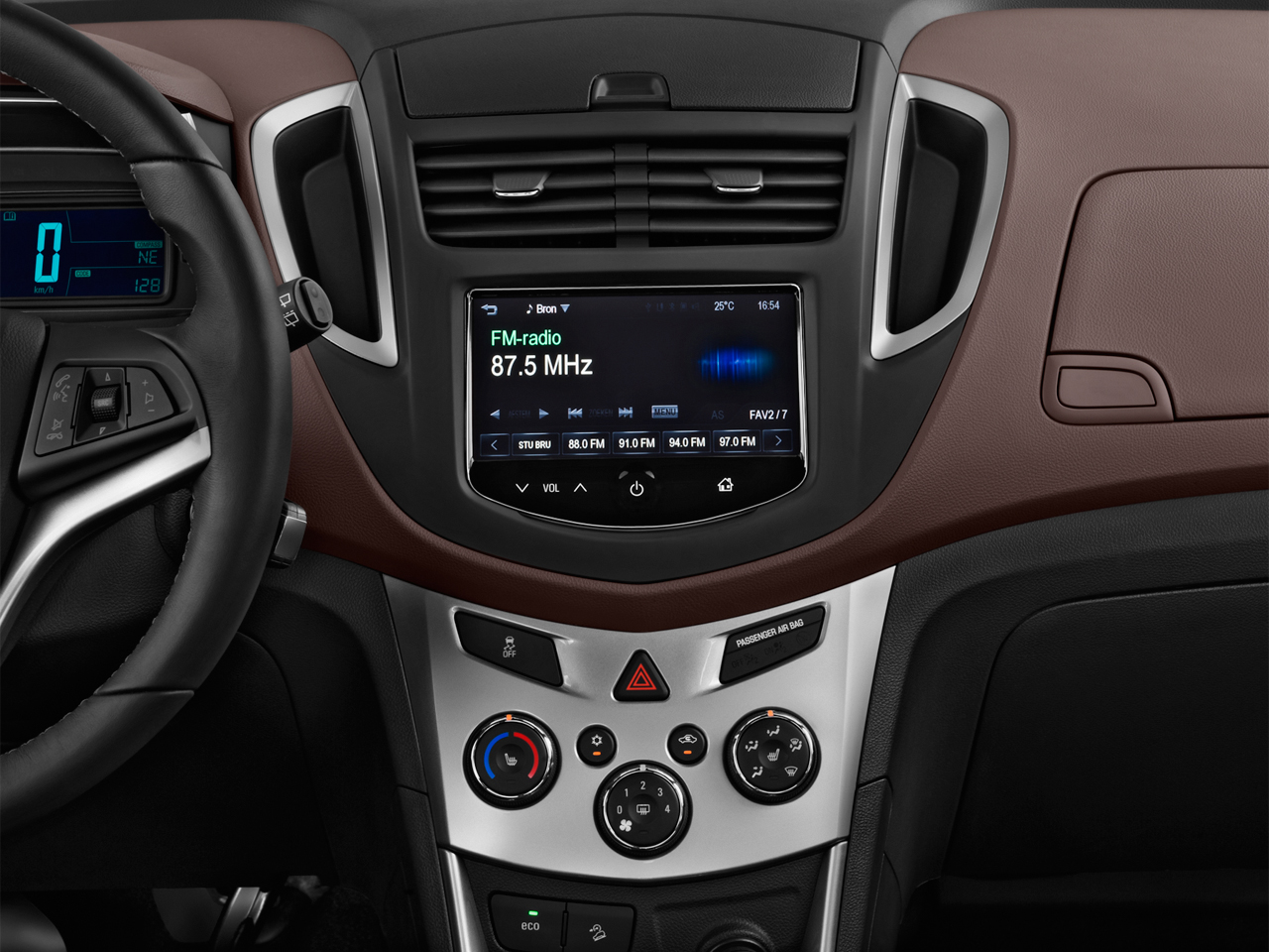 chevrolet trax ls 2016 interior image gallery pictures. Black Bedroom Furniture Sets. Home Design Ideas