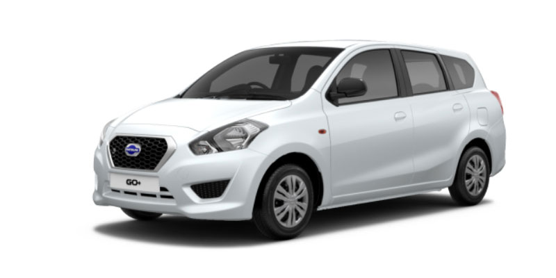 Datsun Go Plus T Available Colors
