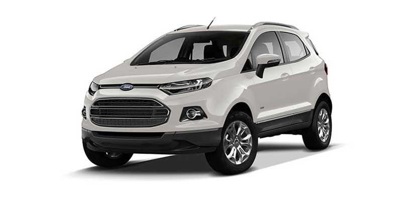 Ford Ecosport 1 0 Ecoboost Titanium Plus Be Available Colors