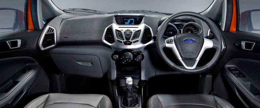 ford ecosport ambiente 1 5 tdci interior image gallery pictures photos. Black Bedroom Furniture Sets. Home Design Ideas