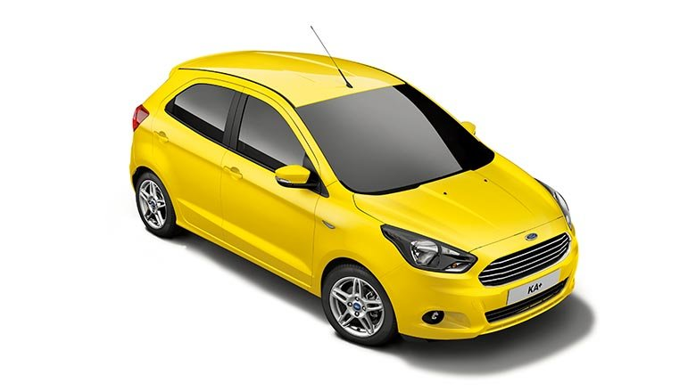ford ka plus 2016 available colors. Black Bedroom Furniture Sets. Home Design Ideas