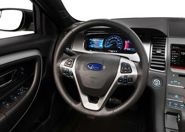 Ford Taurus Sho Interior 360 Degree View