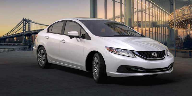 Honda Civic Lx Sedan 2015 Available Colors