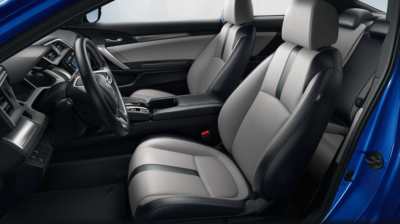 Toyota New Cars >> Honda Civic Si Touring 2017 Interior Image Gallery ...