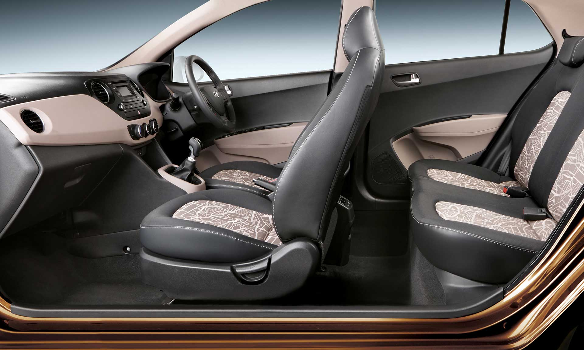 Hyundai Grand I10 1 2 Sportz Edition Interior Image Gallery