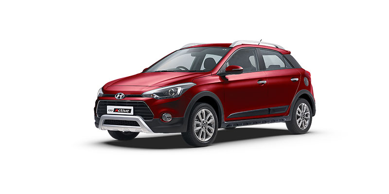 Hyundai I20 Active 1 2 S Available Colors