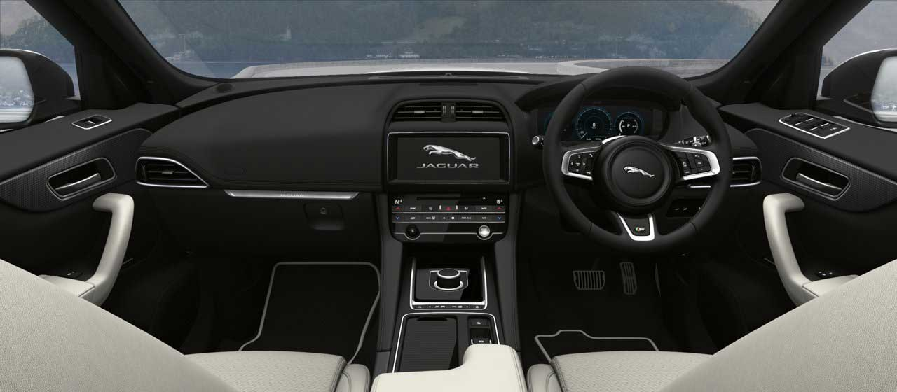 2017 jaguar f pace picturesphotos gallery the car. Black Bedroom Furniture Sets. Home Design Ideas