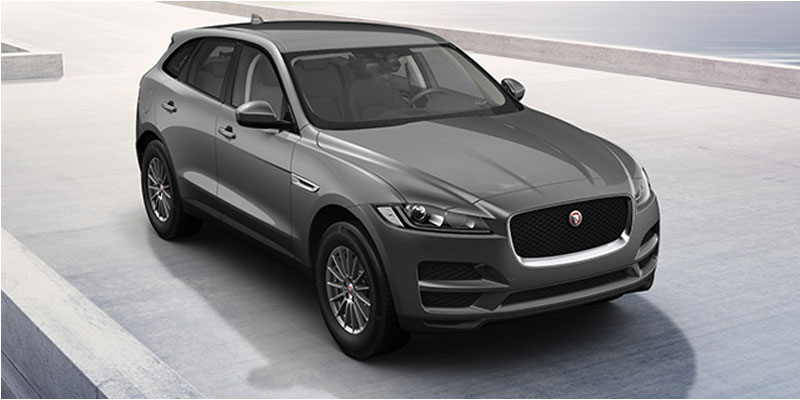 jaguar f pace pure available colors. Black Bedroom Furniture Sets. Home Design Ideas