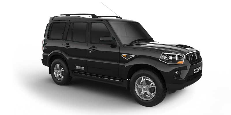 Mahindra Scorpio S10 4wd Diesel Available Colors