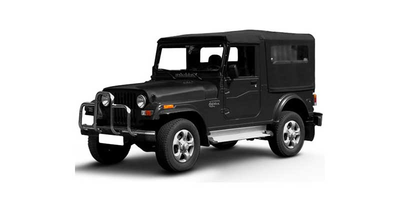 Mahindra Thar Crde 4x4 Ac Available Colors