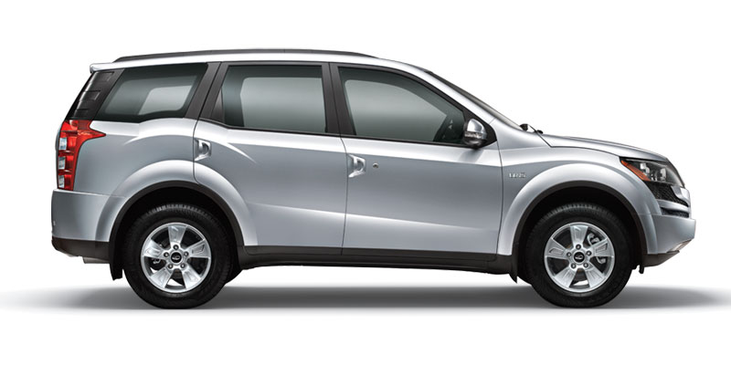 Mahindra Xuv 500 W10 Available Colors