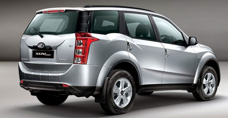 Mahindra xuv 500 w10 exterior image gallery pictures photos for Xuv 500 exterior modified