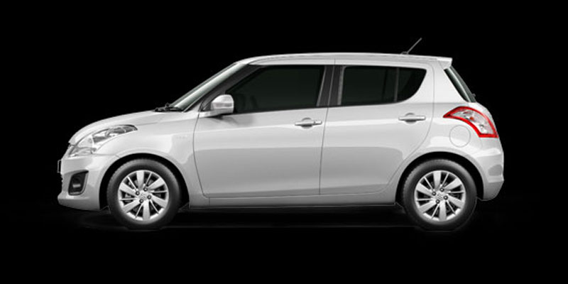 Maruti suzuki swift vxi available colors for Swift vxi o interior