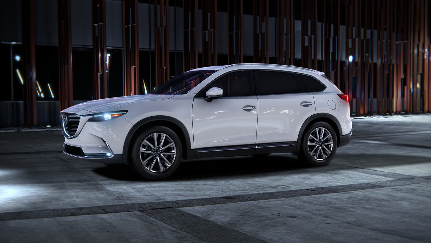 mazda cx 9 2016 exterior image gallery pictures photos