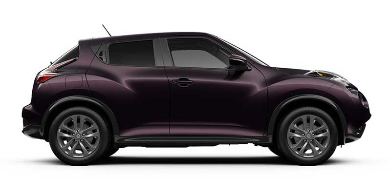 Nissan Juke S Fwd Available Colors