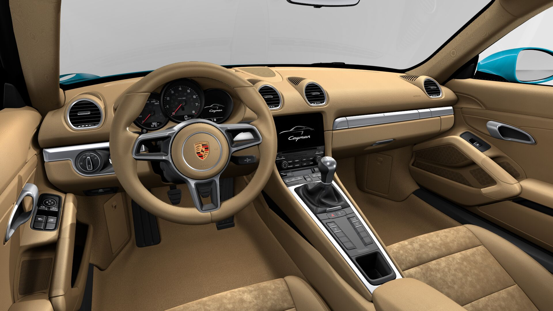 porsche 718 cayman interior image gallery pictures photos