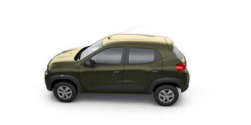 Renault Kwid Rxt Available Colors