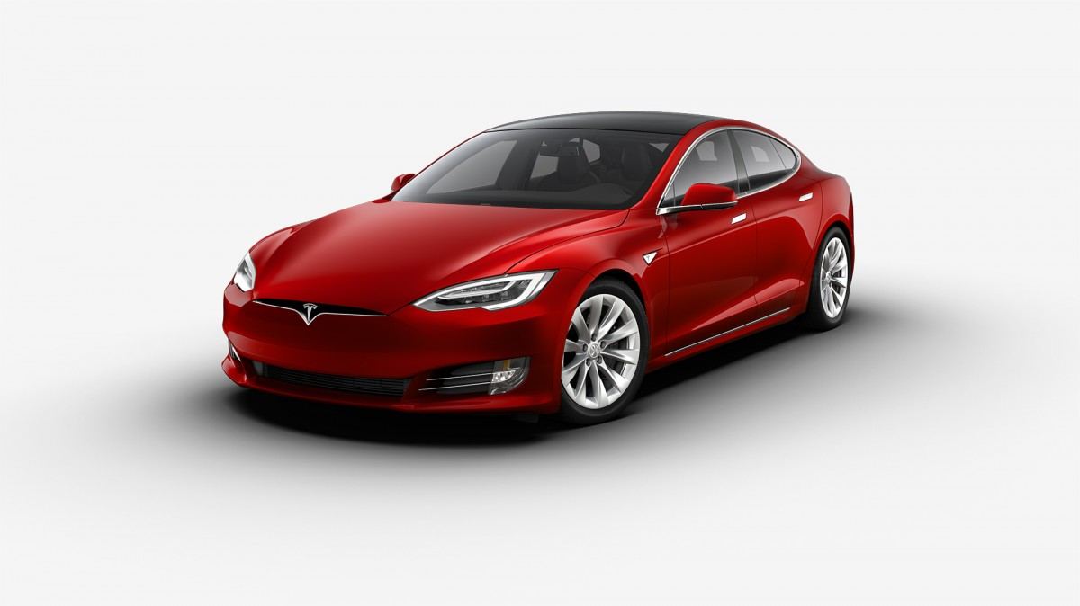 Tesla Model S 2017 Exterior Image Gallery Pictures Photos