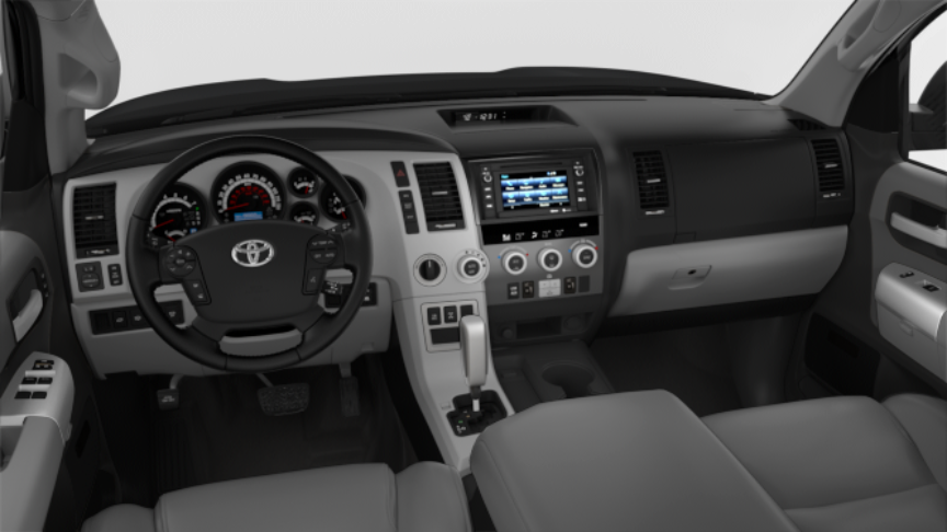 2016 Lincoln Mkt >> Toyota Sequoia Limited 2016 Interior Image Gallery, Pictures, Photos