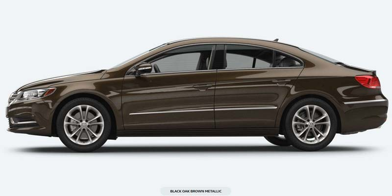 Volkswagen Cc 2 0t Trend Available Colors
