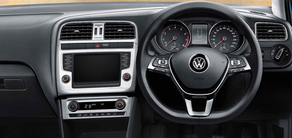Volkswagen New Polo 1 2 Mpi Highline Interior Image