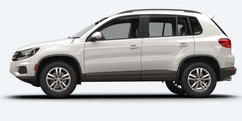 Volkswagen Tiguan Se Available Colors