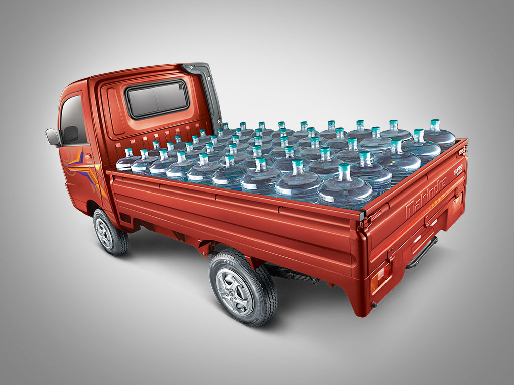 Mahindra Supro Maxitruck Image Gallery, Pictures, Photos