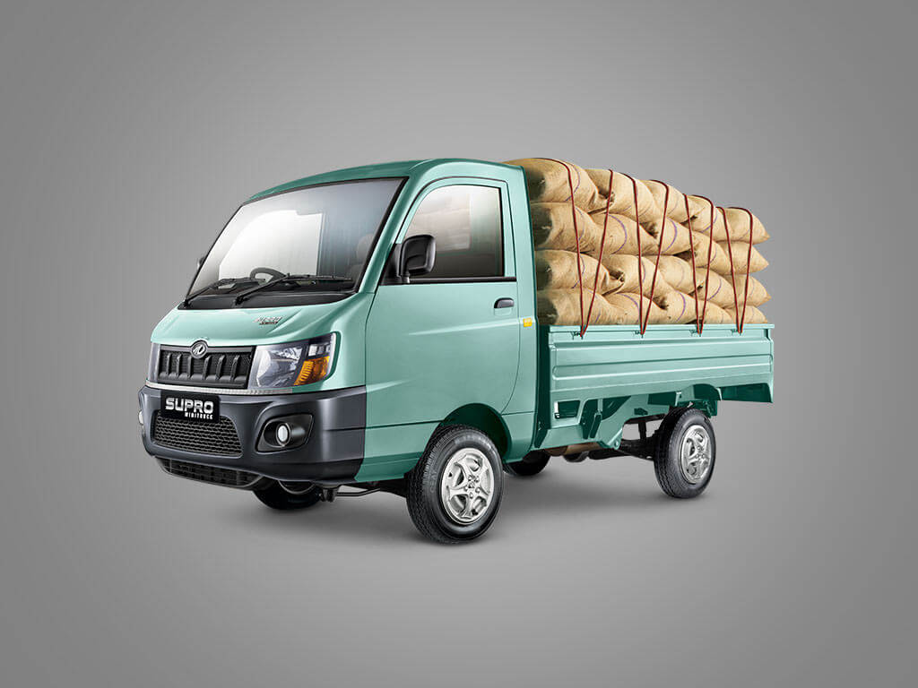 Mahindra Supro Minitruck Image Gallery, Pictures, Photos