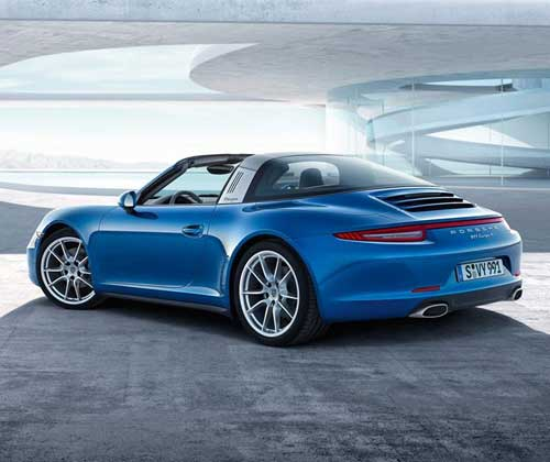Porsche Launched 911 Targa 4 And 4s In India With A