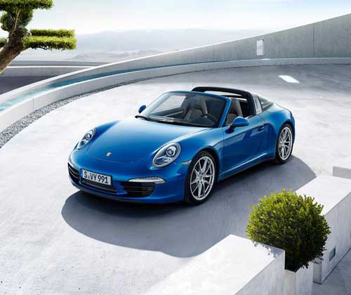 Porsche Launched 911 Targa 4 And 4s In India With A Starting Price Of Rs 1 59 Crore